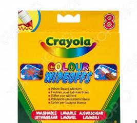 Набор фломастеров Crayola «8 цветов радуги»