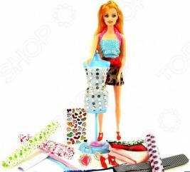 Набор для изготовления кукольного платья Bradex «Я дизайнер»