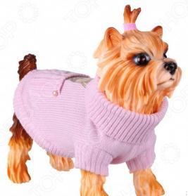Свитер-попона для собак DEZZIE «Джульетт»