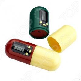Контейнер для таблеток с таймером BRADEX «Напоминатель»