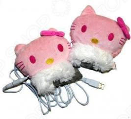 USB рукавицы Kitty Cat Кошка