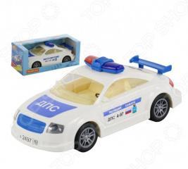 Машинка инерционная игрушечная POLESIE «ДПС. Самара»