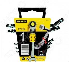 Набор комбинированных гаечных ключей STANLEY 4-91-444