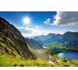 Пазл 2000 элементов Trefl «Долина Пеньчу Ставув»