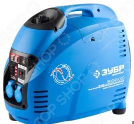Генератор бензиновый Зубр ЗИГ-2500