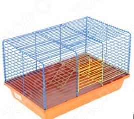 Клетка для джунгариков ZOOmark 2-х этажная