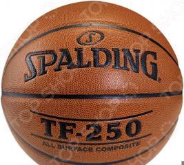 Мяч баскетбольный Spalding TF-250 All Surf
