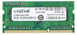 Память оперативная Crucial CT25664BF160B