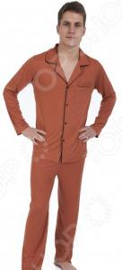 Пижама мужская «Бамбук и медь»