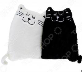 Подушка-игрушка Gulliver «Котики Инь и Янь»