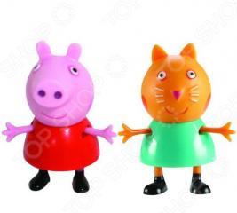 Игровой набор фигурок Peppa Pig «Пеппа и Кенди»