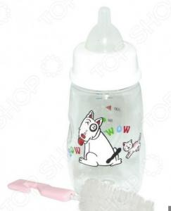 Набор: поилка для щенков и ершик DEZZIE «Малыш»