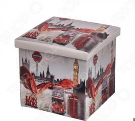 Пуф-короб для хранения Miolla London