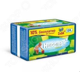 Салфетки влажные - сменный блок HUGGIES Comfort Natural