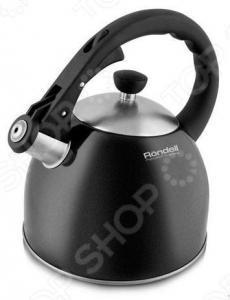 Чайник со свистком Rondell Durst RDS-363