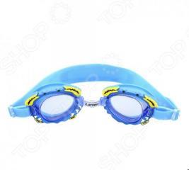 Очки для плавания детские Larsen «Крабик»