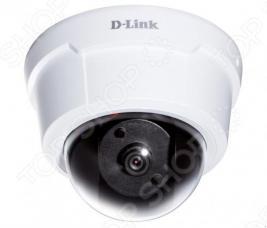 IP-видеокамера купольная D-LINK DCS-6112