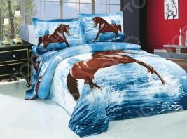 Комплект постельного белья Softline 09466. Евро