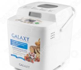 Многофункциональная хлебопечь Galaxy «Мастерица». Количество программ: 19
