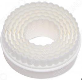 Формочки для печенья DOSH HOME круглые Pavo
