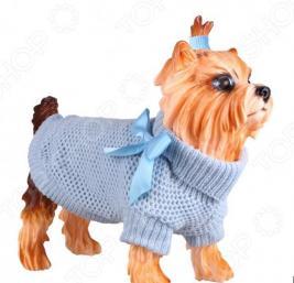 Свитер-попона для собак DEZZIE «Аква»