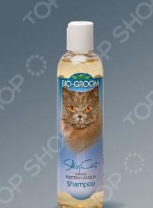 Шампунь-кондиционер для кошек Bio-Groom Silky Cat