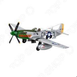 Сборная модель истребителя Revell P-51 D Mustang