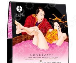 Гель для ванны релаксирующий Shunga «Драконов фрукт»