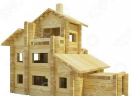 Конструктор деревянный Лесовичок «Разборный домик №7»