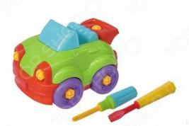Конструктор для малышей «Машина»