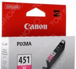 Картридж струйный Canon CLI-451