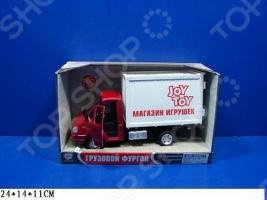 Машина инерционная Joy Toy «Газель фургон Игрушки» Р40519