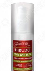Концентрированный гель для тела с экстрактом медицинской пиявки «HIRUDO»