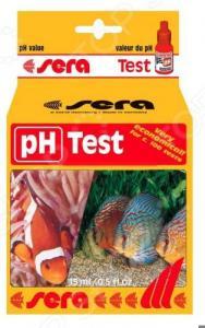 Тест для аквариумной воды Sera pH-Test