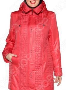 Куртка PitGakoff «Прохладный романс». Цвет: красный