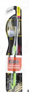 Зубная щетка DENTALPRO PCC Black Ultra Slim