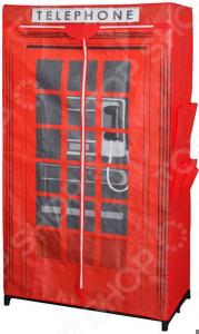 Вешалка-гардероб с чехлом Miolla GRD-D6 «Телефон»