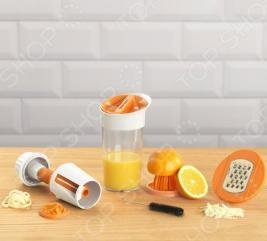Набор для нарезки фруктов и овощей Delimano 5в1