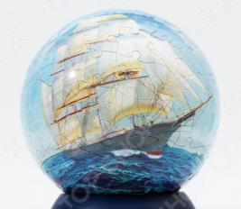 Пазл шаровой Step By Step «Корабли»