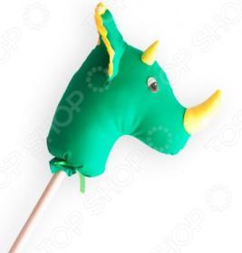 Палка-скакалка Коняша «Динозавр Гоша»