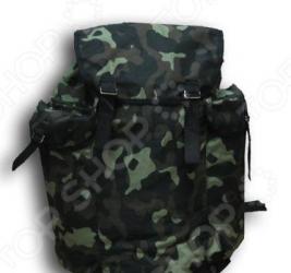 Рюкзак охотника «Лесник-45». Рисунок: камуфляж