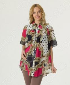 Блузка для беременных Nuova Vita 1601.1. Цвет: малиновый