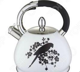 Чайник со свистком Bekker Premium BK-S593