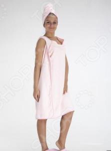 Халат-полотенце Bradex «С легким паром!»
