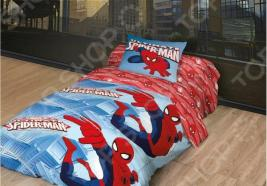 Детский комплект постельного белья MARVEL «Spider Man Великий»