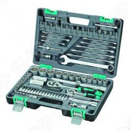 Набор инструментов STELS: 82 предмета в кейсе