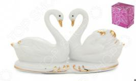 Фигурка декоративная Elan Gallery Белые лебеди 330341