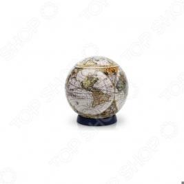Пазл шаровой Pintoo «Старинная карта мира» 68227