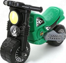 Каталка детская Wader «Моторбайк» Flame