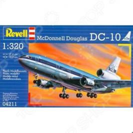 Сборная модель пассажирского самолета Revell McDonnell Douglas DC-10